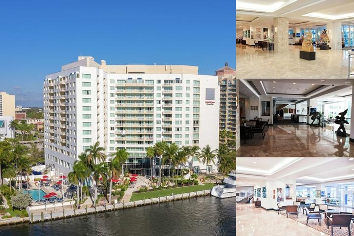 Gallery One Ft. Lauderdale a Doubletree Suites by Hilton Htl photo collage