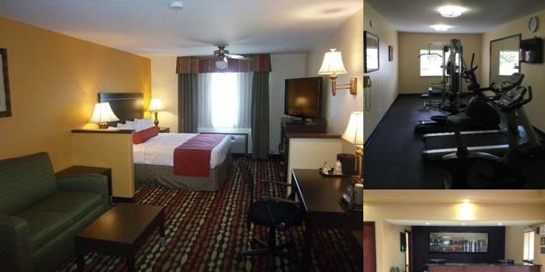 Best Western Greentree Inn & Suites photo collage