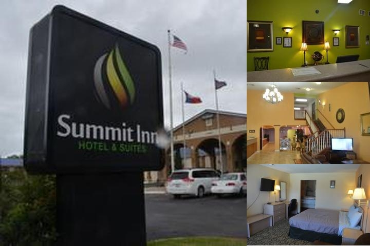 Summit Inn Hotel & Suites photo collage