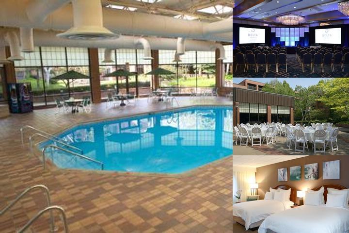Delta Hotel By Marriott Racine Photo Collage