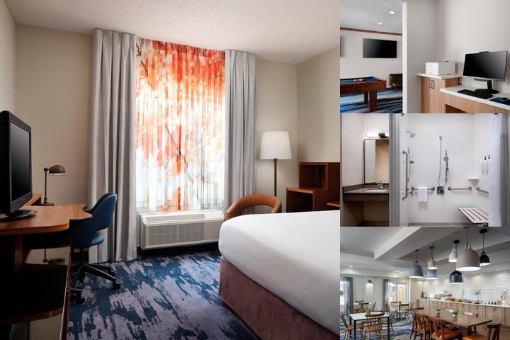 Fairfield Inn & Suites by Marriott Austin South photo collage