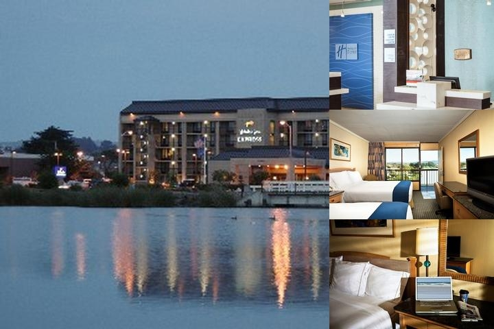 Holiday Inn Express Monterey Bay photo collage