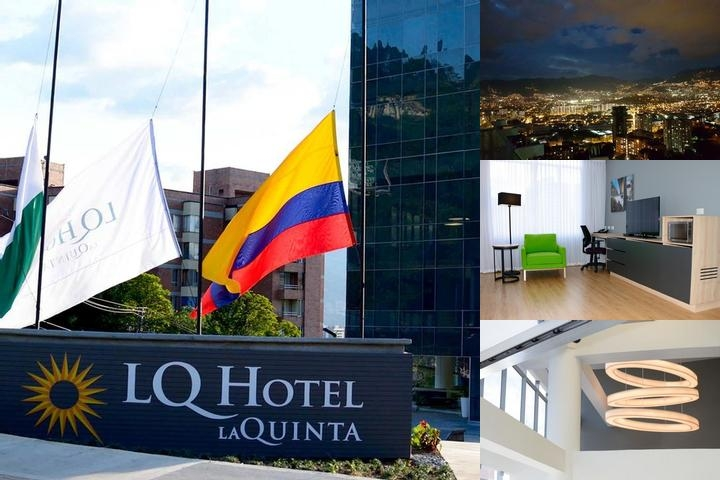 Lq Hotel by La Quinta Medellin photo collage