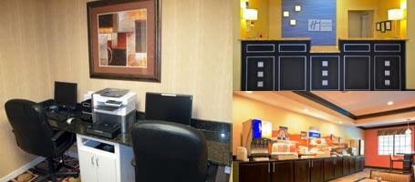 Holiday Inn Express & Suites Acworth Kennesaw Nortwest photo collage