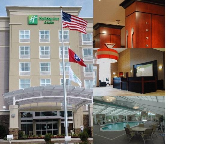 Holiday Inn & Suites Memphis Wolfchase Galleria photo collage