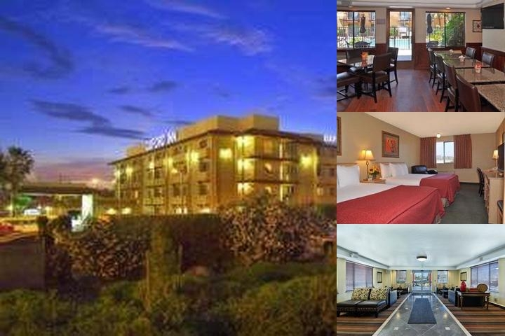Oxford Inn & Suites Lancaster photo collage