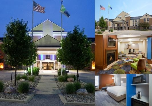Holiday Inn Express Collins Road photo collage