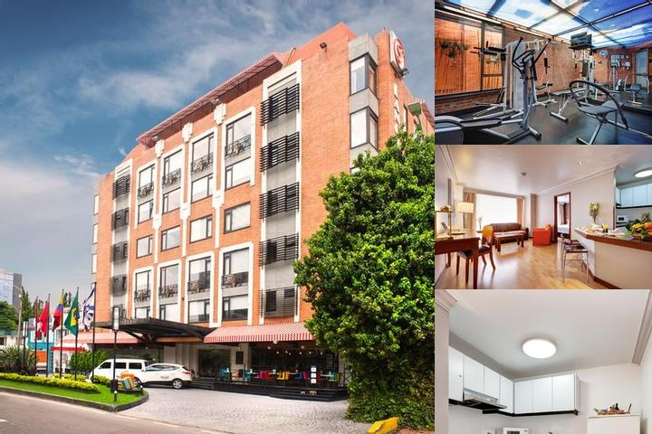 Lancaster House Suites photo collage