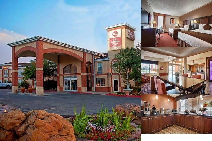 Best Western Plus Lubbock Windsor Inn photo collage