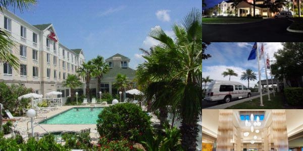 Hilton Garden Inn Sarasota Bradenton Airport photo collage
