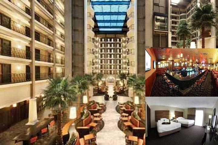 Hyatt Regency Green Bay photo collage