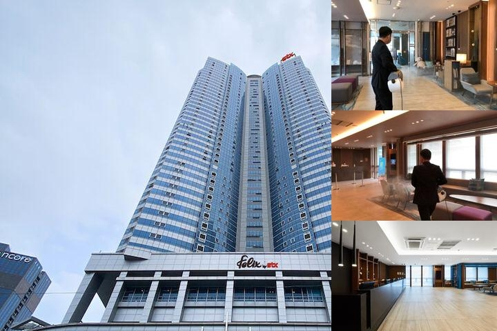 Citadines Haeundae Busan photo collage