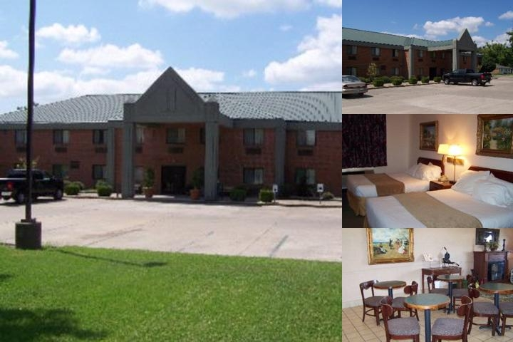 Heritage Place Inn & Suites photo collage