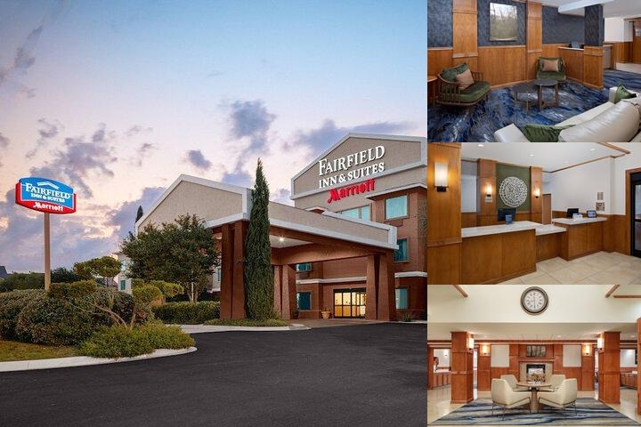 Fairfield Inn & Suites San Angelo photo collage