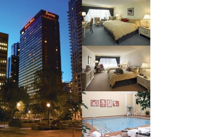 The Sutton Place Hoteltoronto photo collage