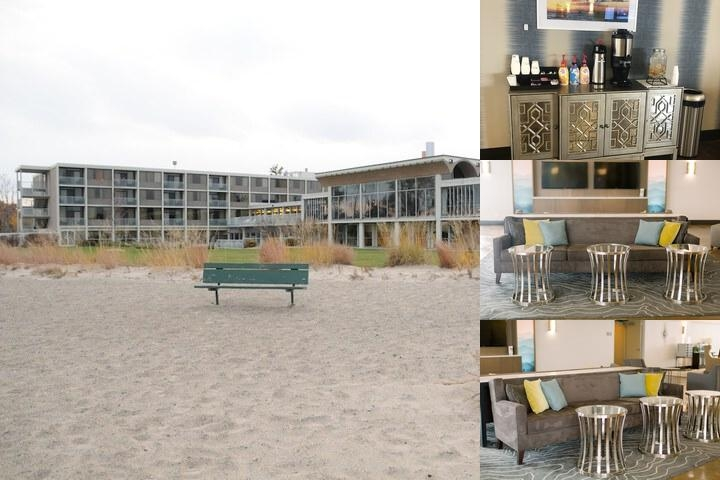 Illinois Beach Hotel BW Premier Collection photo collage