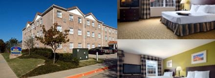 Hawthorn Suites by Wyndham Addison Galleria photo collage