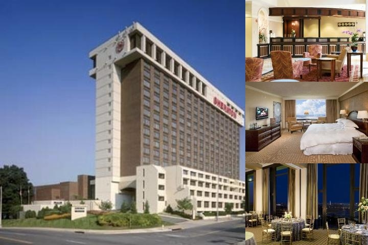 Sheraton Pentagon City photo collage