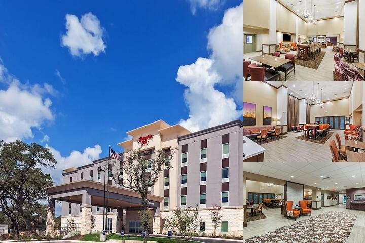Hampton Inn Bulverde / Spring Branch photo collage