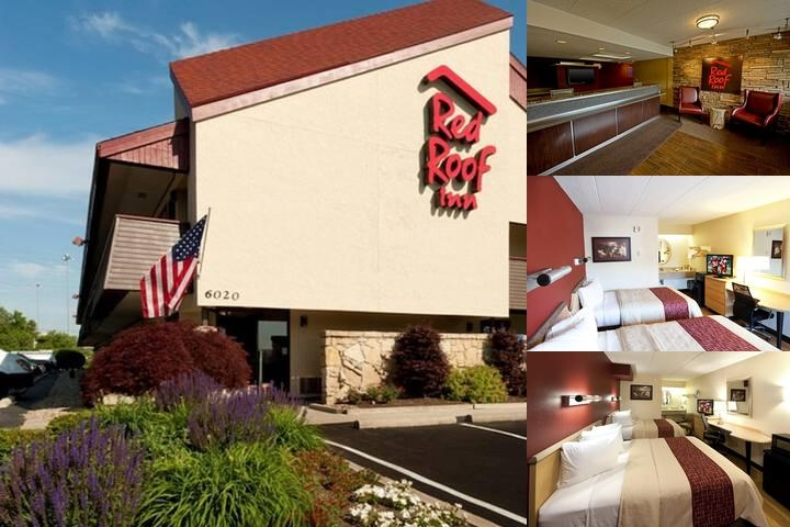 Red Roof Inn Pittsburgh North Cranberry Township photo collage