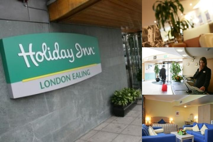 Holiday Inn London Ealing photo collage
