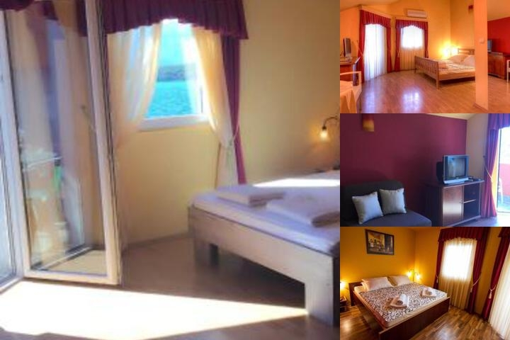 Aparthotel Samardzic photo collage