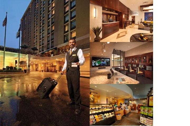 Crowne Plaza Washington National Airport photo collage