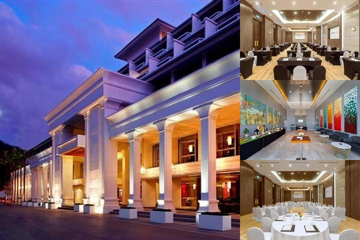 Swissotel Resort Phuket Patong Beach photo collage