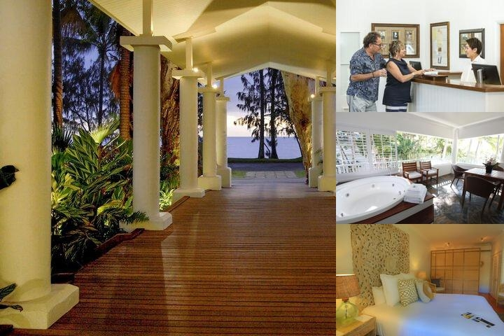 The Reef House Palm Cove photo collage