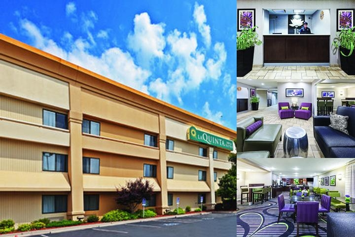 La Quinta Inn & Suites Mccain Mall photo collage