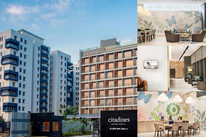 Citadines Omr Chennai photo collage