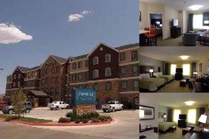 Staybridge Suites Western Crossing photo collage