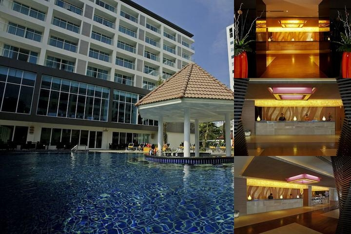 Centara Pattaya Hotel photo collage
