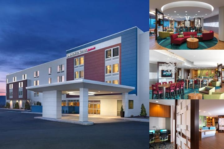 Springhill Suites by Marriott Mt. Laurel Cherry Hill photo collage