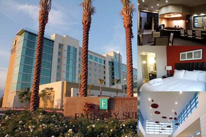 Embassy Suites Ontario Airport photo collage