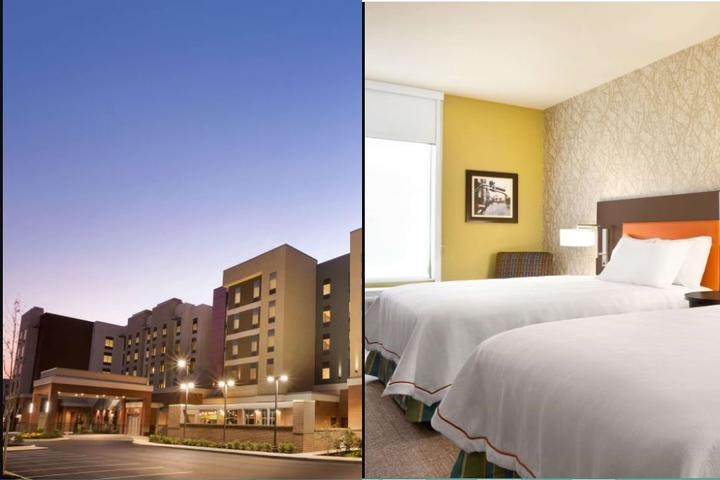birmingham garden inn. Hilton Garden Inn Birmingham Downtown Photo Collage