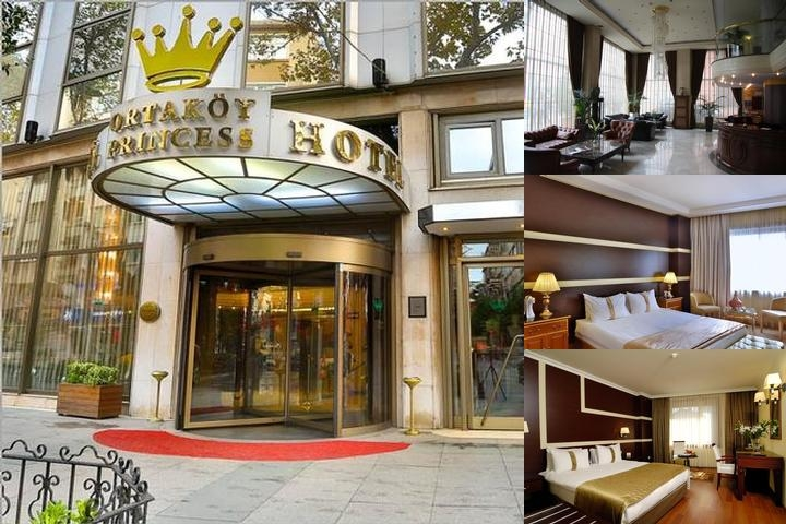 Ortaköy Princess Hotel photo collage