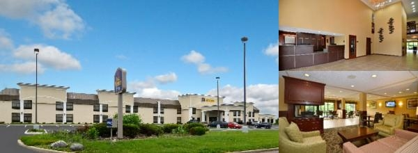 Best Western Plus Anderson photo collage