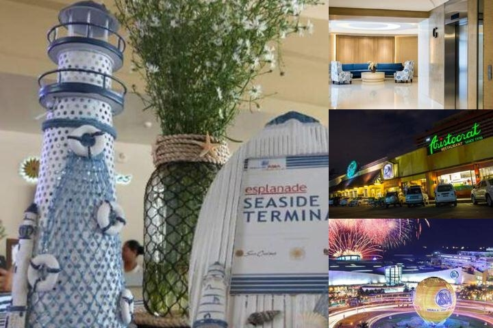 Shell Residences photo collage