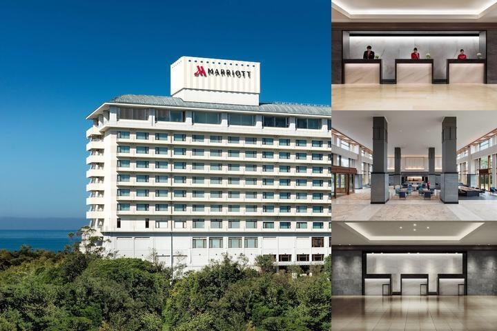 Nanki Shirahama Marriott Hotel photo collage