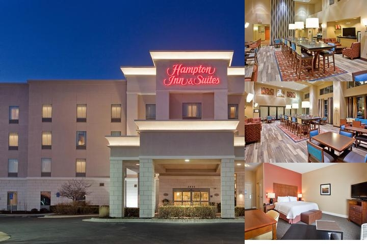 Hampton Inn & Suites Wichita Ne photo collage