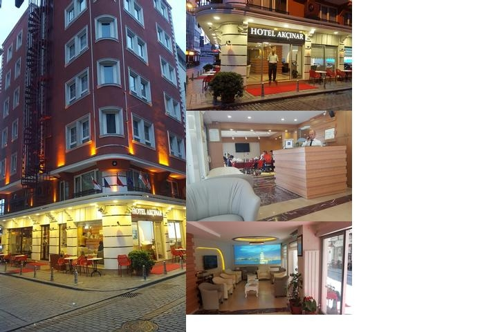Hotel Akçinar photo collage
