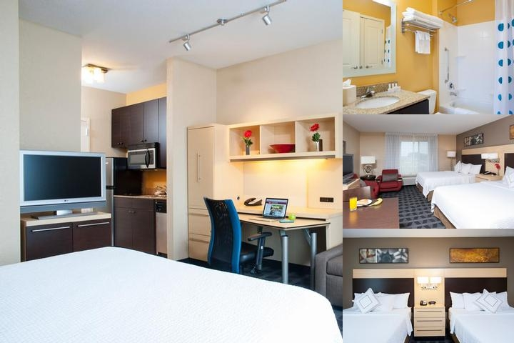 Townplace Suites Des Moines / Urbandale photo collage