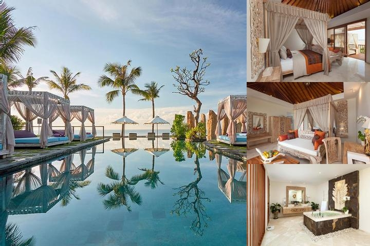 The Royal Purnama Art Suites & Villas photo collage