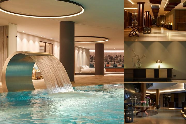 Infinity Hotel & Conference Resort Munich photo collage