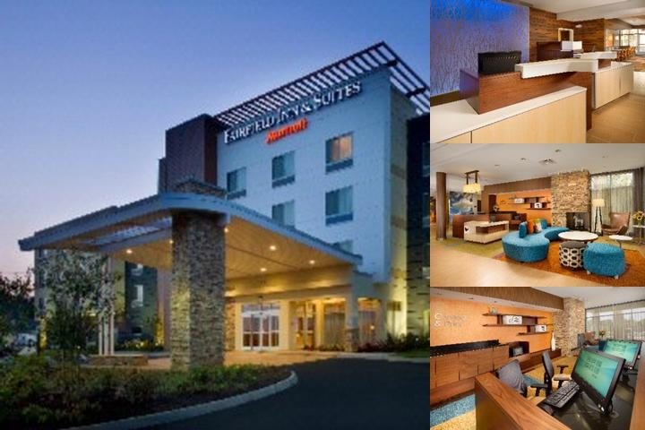 Fairfield Inn & Suites Knoxville West photo collage