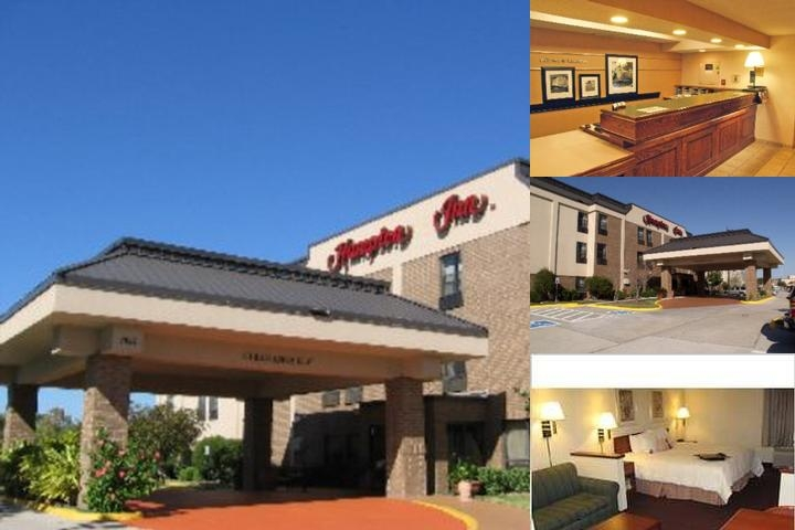Hampton Inn Houston Willowbrook Mall photo collage