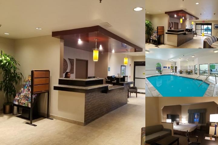 Ramada by Wyndham Glendale Heights / Lombard photo collage