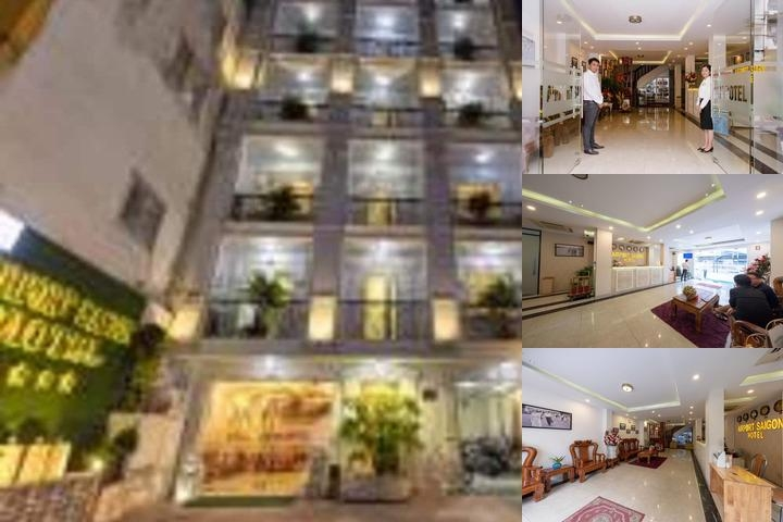 Airport Saigon Hotel photo collage