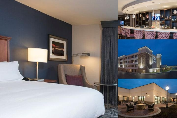 Doubletree Schenectady photo collage